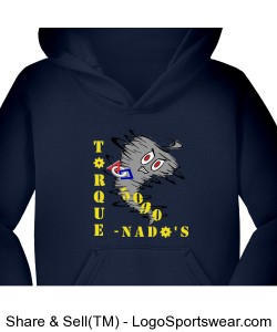 Toddler Pullover Hoodie Design Zoom